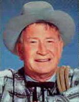 Chill Wills, la voz de la mula en los1950s.