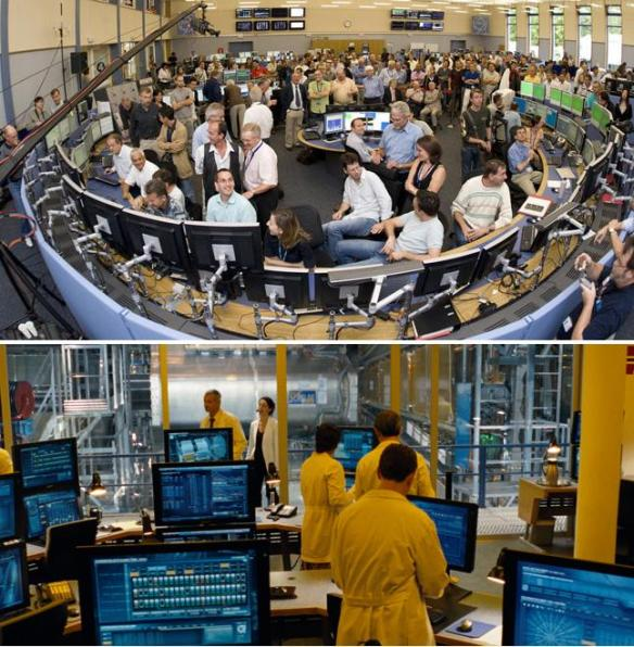 Dibujo20090617_lhc_control_room_real_at_cern_top_and_from_the_movie_bottom