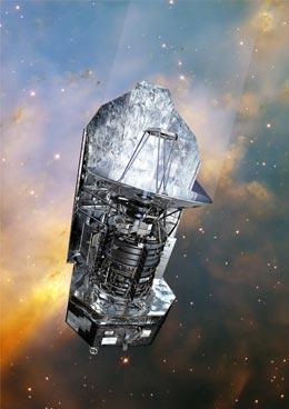 Dibujo20090912_Herschel_space_telescope