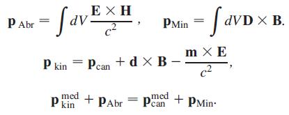 Fórmulas del artículo de Barnett (sólo para físicos).