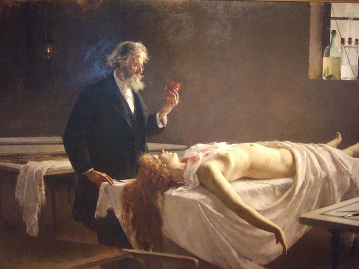 Ilustraciones Médicas de la Vieja Escuela