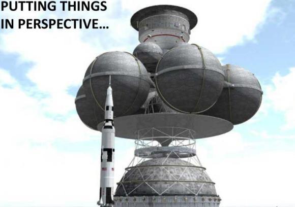Warp Drive NASA Building - Pics about space