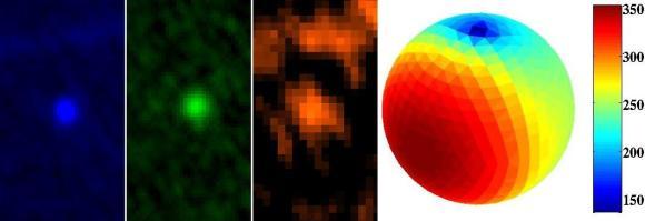 Dibujo20130109 asteroide 99942 Apofis - Herschel - Agencia Espacial Europea - ESA