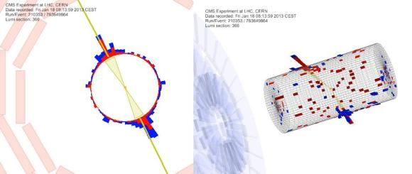 Dibujo20130121 cms lhc cern - fri jan 18 - pPb collisionjpg