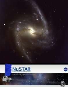 Dibujo20130227 NGC 1365 - NuSTAR space X-ray telescope NASA