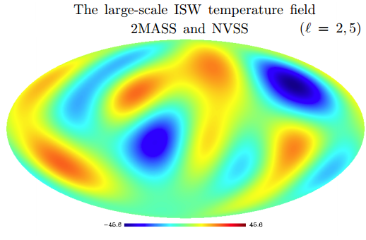 Dibujo20130321 The large-scale ISW temperature field due to 2MASS and NVSS galaxies (with cross-correlat WMAP9)