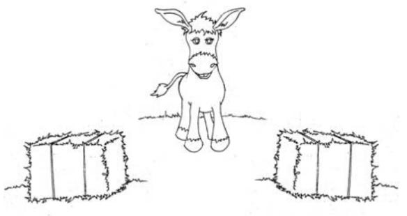 Dibujo20130410 buridan mule