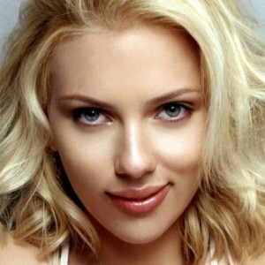 Dibujo20130501 Scarlett Johansson