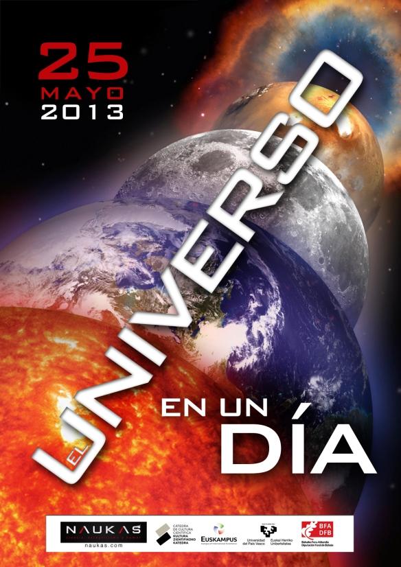 Dibujo20130524 universo en un dia - naukas - 25 mayo 2013 - bilbao