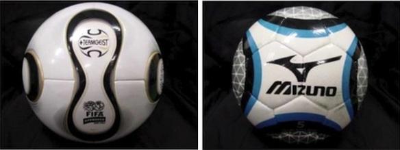 Dibujo20130530 adidas vs mizuno soccer balls