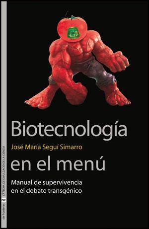 Dibujo20130608 cover book - biotecnologia-en-el-menu-9788437090030
