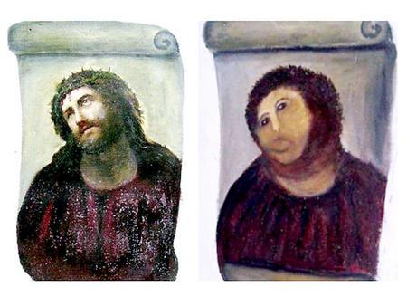 Dibujo20130815 ecce homo - ecce mono - diario el heraldo de aragon