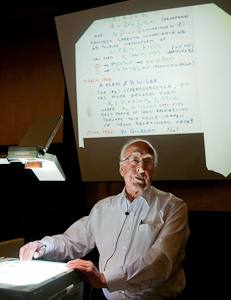 Dibujo20130925 peter higgs - 2009 klein lecture - my life as a boson