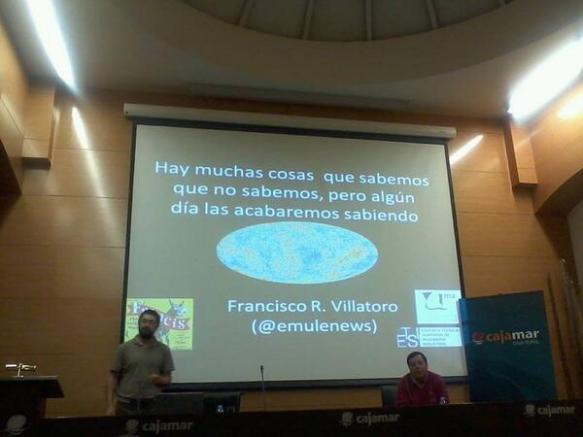 Dibujo20131113 last slide - Francis - Sala Cajamar - Malaga
